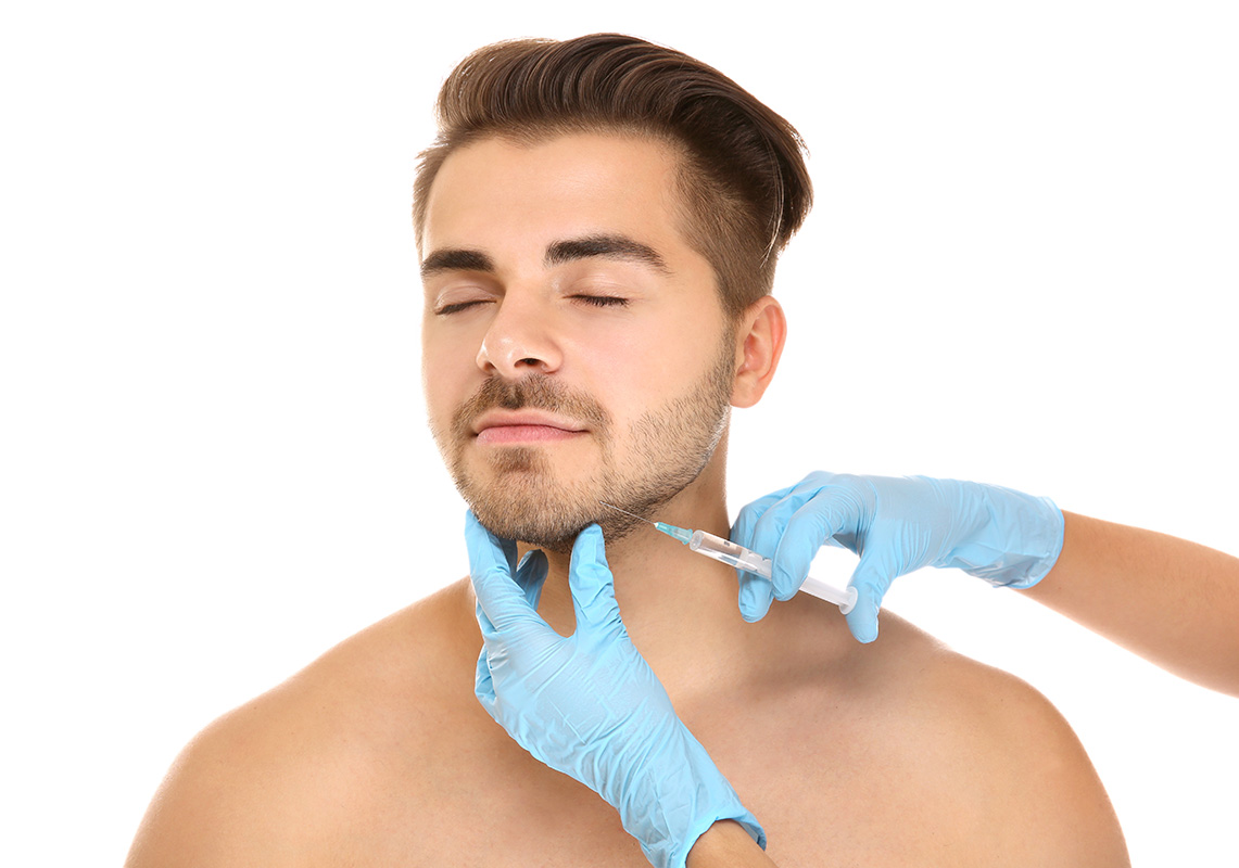 Beard growth injections testosterone Hormones and